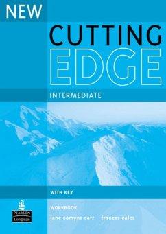 New Cutting Edge Intermediate Workbook with Key - Comyns Carr, Jane; Eales, Frances