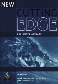New Cutting Edge Pre-Intermediate Workbook No Key - Cunningham, Sarah; Moor, Peter; Comyns Carr, Jane