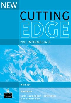 New Cutting Edge Pre-Intermediate Workbook with Key - Cunningham, Sarah; Moor, Peter; Comyns Carr, Jane
