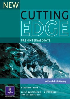 New Cutting Edge Pre-Intermediate Students' Book - Cunningham, Sarah; Moor, Peter