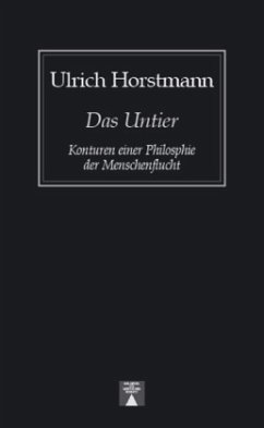 Das Untier - Horstmann, Ulrich