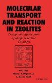 Molecular Transport Reactn in Zeolites