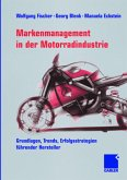 Markenmanagement in der Motorradindustrie