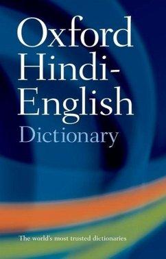The Oxford Hindi-English Dictionary - McGregor, R. S. (ed.)