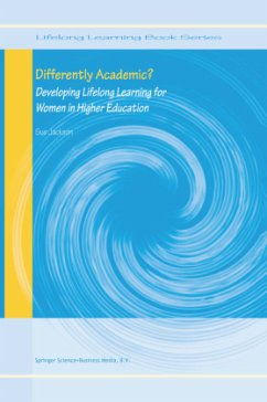 Differently Academic? - Jackson, Susan