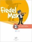Fiedel-Max für Violine - Der große Auftritt, m. Audio-CD