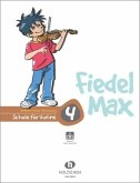 Fiedel-Max für Violine - Schule, m. Audio-CD
