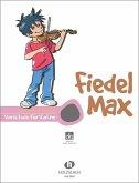 Fiedel-Max für Violine - Vorschule, m. Audio-CD