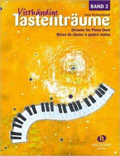 Vierhändige Tastenträume, Band 2; . - Terzibaschitsch, Anne