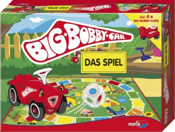 Das Big-Bobby-Car-Spiel (Kinderspiel)