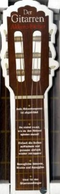 Der Gitarren-Akkord-Fächer