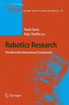 Robotics Research - Dario, P. / Chatila, R. (eds.)