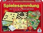 Schmidt Spiele - 49147 - Spielesammlung - 100 Spielemöglichkeiten