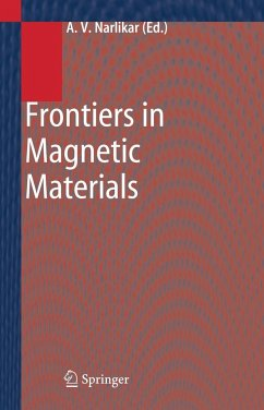 Frontiers in Magnetic Materials - Narlikar, Anant V. (ed.)