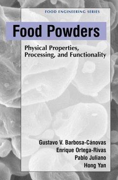 Food Powders - Ortega-Rivas, Enrique;Juliano, Pablo;Yan, Hong