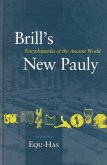 Brill's New Pauly, Antiquity, Volume 5 (Equ - Has)