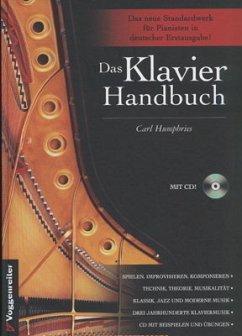 Das Klavierhandbuch, m. Audio-CD