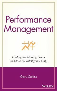 Performance Management w/URL - Cokins, Gary