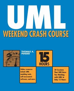UML Weekend Crash Course [With CDROM] - Pender, Thomas A.
