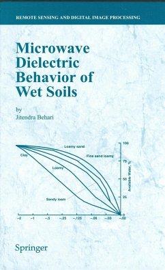 Microwave Dielectric Behaviour of Wet Soils - Behari, Jitendra