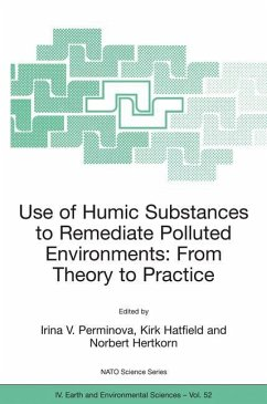 Use of Humic Substances to Remediate Polluted Environments: From Theory to Practice - Perminova, Irina V. / Hatfield, Kirk / Hertkorn, Norbert (eds.)