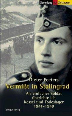 Vermißt in Stalingrad - Peeters, Dieter