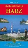 Harz, Freizeitkarte