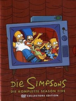 Die Simpsons - Die komplette Season 05 (Collect...