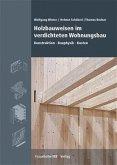 Holzbauweisen im verdichteten Wohnungsbau