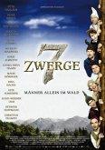 7 Zwerge - Männer allein im Wald, 1 DVD