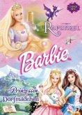 Barbie Märchen Box: Barbie als Rapunzel & Barbie als Die Prinzessin und das Dorfmädchen - 2 Disc DVD