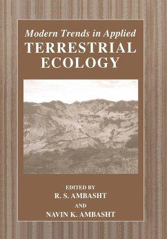 Modern Trends in Applied Terrestrial Ecology - Ambasht, R.S. / Ambasht, Navin K. (Hgg.)