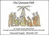 Das Quempas-Heft, Hausmusik-Ausgabe, Singstimme, Klavier und Melodieinstrument