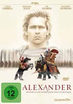 Alexander, DVD-Video