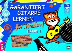9783933136299 - Illustrator: Shelly, Jeff: Kinderleicht Akkorde lernen, spielend leicht Noten lernen, mit mehr als 60 Kinderliedern, mit Internet Unterstützung, m. / Garantiert Gitarre lernen für Kinder Bd.1 - Buch