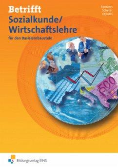 Betrifft Sozialkunde / Wirtschaftslehre. Rheinl...