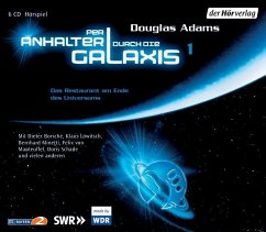 Per Anhalter durch die Galaxis - Das Restaurant am Ende des Universums, 6 Audio-CDs - Adams, Douglas