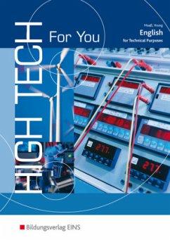 High Tech 4 U. Lehrbuch - Maaß, Gabriele; Young, Marilyn