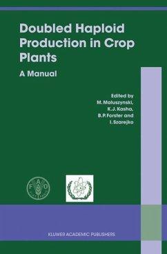 Doubled Haploid Production in Crop Plants - Maluszynski