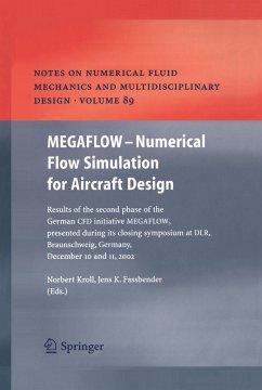 MEGAFLOW - Numerical Flow Simulation for Aircraft Design - Kroll, Norbert / Fassbender, Jens K. (eds.)