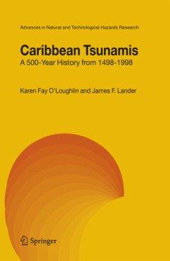 Caribbean Tsunamis - O'Loughlin, Karen F.; Lander, James F.
