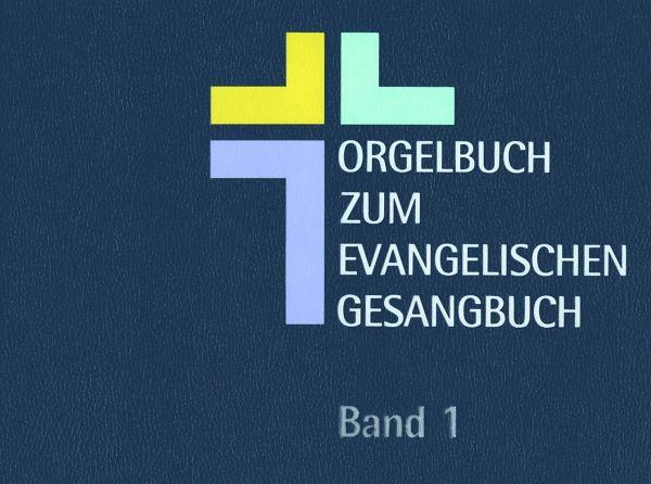 Orgelbuch zum Evangelischen Gesangbuch, Ausgabe Württemberg, 2 Bde.
