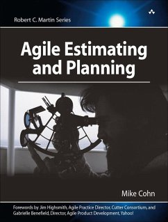 Agile Estimating and Planning - Cohn, Mike