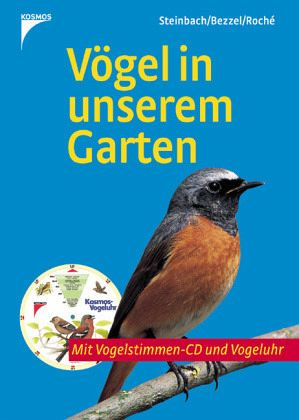 v gel in unserem garten m audio cd u vogeluhr von gunter. Black Bedroom Furniture Sets. Home Design Ideas
