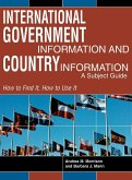 International Government Information and Country Information