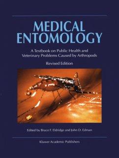 Medical Entomology - Eldridge, B.F. / Edman, J.D. (Hgg.)