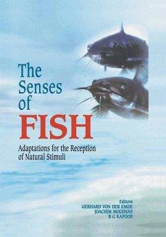 The Senses of Fish - von der Emde