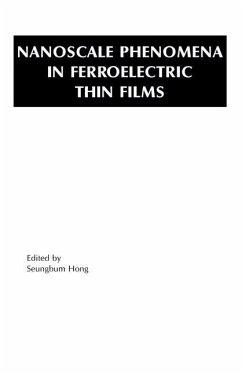 Nanoscale Phenomena in Ferroelectric Thin Films - Seungbum Hong (ed.)