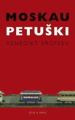 Moskau - Petuski - Erofeev, Venedikt
