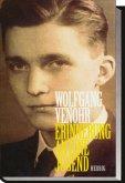 Erinnerungen an eine Jugend Lebenserinnerungen 1929 - 1940
